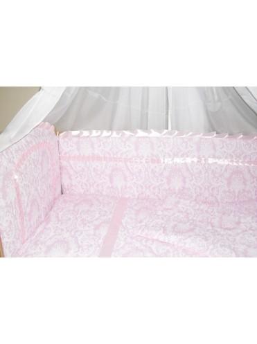 Комплект в кроватку Ажур 6 предметов
