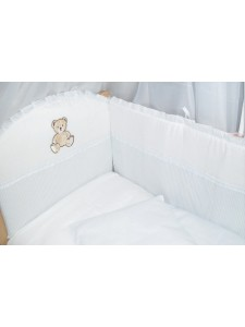 Комплект в детскую кроватку Мишутка 6 предметов