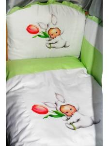 Комплект в кроватку Панно 7 предметов