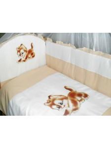 Комплект в кроватку Панно 6 предметов