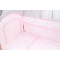Комплект в детскую кроватку Полянка 6 предметов