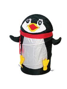 Корзина для игрушек Пингвин черный
