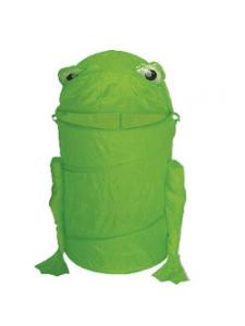 Корзина для игрушек Лягушка зеленая