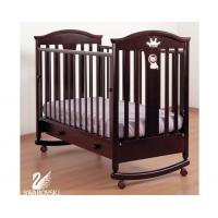 Детская деревянная кроватка Даниэль Gandilyan