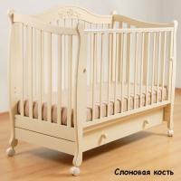 Детская деревянная кроватка Моника Gandilyan
