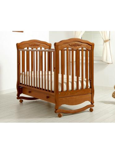 Детская деревянная кроватка Шарлотта Gandilyan