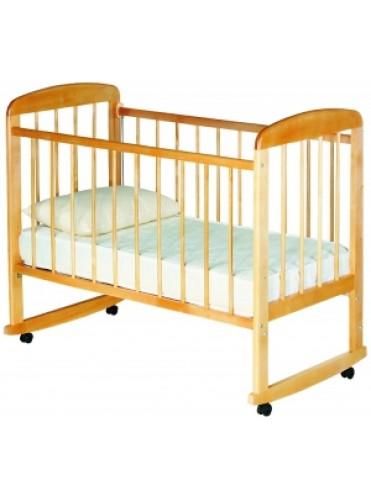 Детская деревянная кроватка Мишутка-12