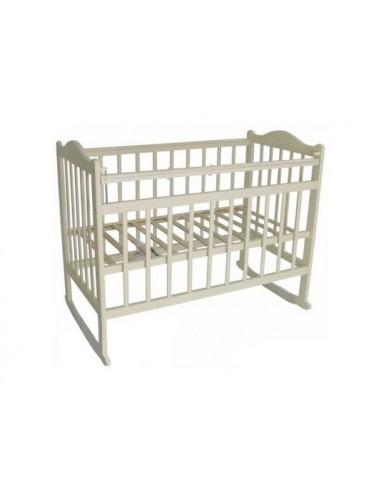 Детская деревянная кроватка Ивашка Мой малыш 1