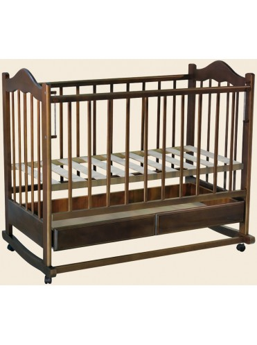 Детская деревянная кроватка Ведрусс Кира-1