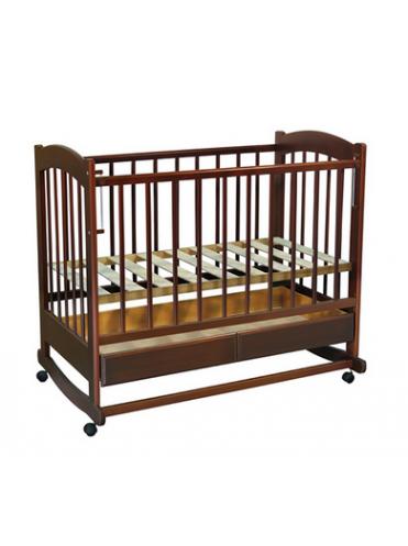 Детская кроватка Ведрусс Радуга-1