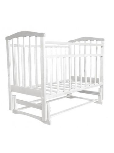 Детская деревянная кроватка Агат Золушка 3