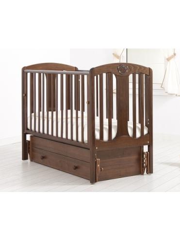 Кроватка детская Диана маятник Gandylyan