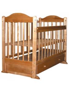 Детская деревянная кроватка Ивашка-8