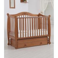 Детская деревянная кроватка Моника Gandylyan маятник универсальный