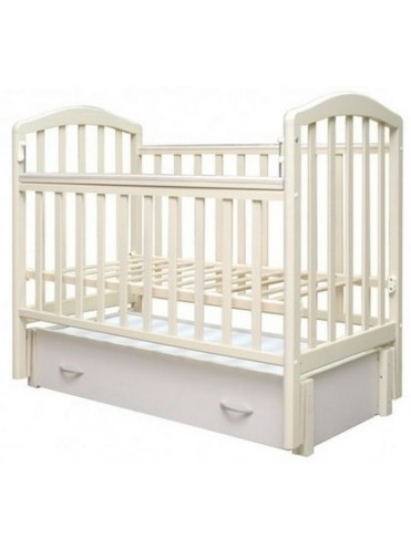 Детская деревянная кроватка Алита-4