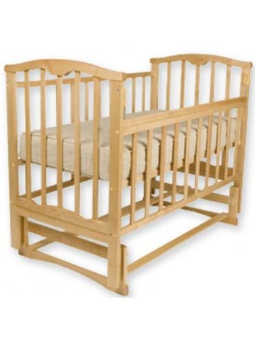 Детская кроватка Золушка-3 (маятник поперечный без ящика)