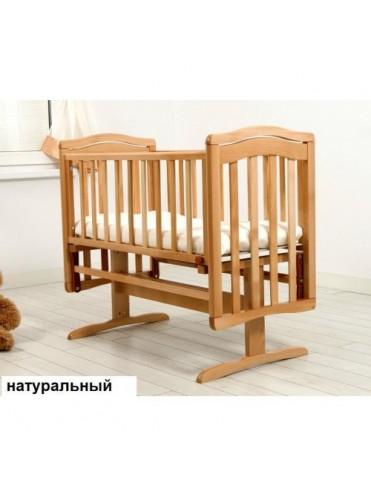 Кроватка-люлька детская Лили маятник Гандылян