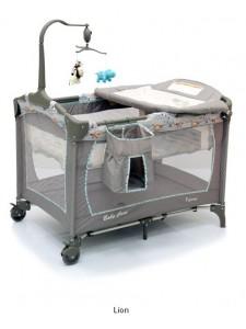 Кровать манеж Baby Care Fantasy