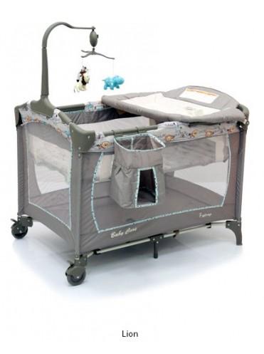 Манеж кроватка Baby Care Fantasy