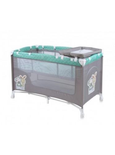 Кровать манеж Bertoni Nanny 2 (2 уровня)