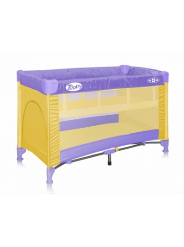 Кровать манеж Bertoni ZIPPY 2 уровня