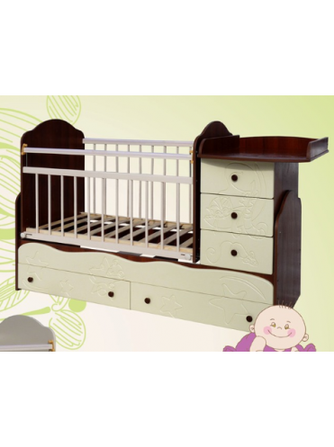 Детская кровать трансформер № 3 Кошки-мышки