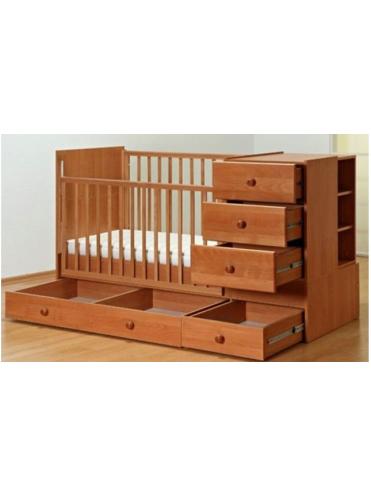 Детская кровать трансформер Тереза