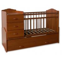 Детская кровать трансформер СКВ