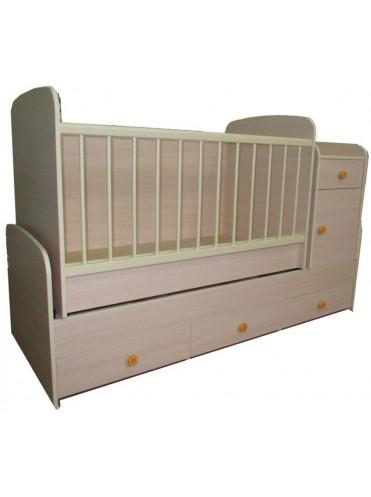 Детские кровати трансформеры Multy Standart