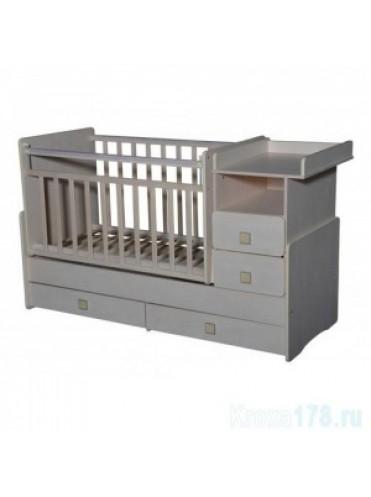 Детская кровать трансформер УЛЬЯНА - 4