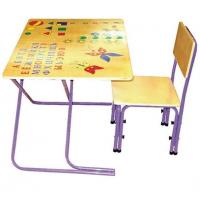 Набор детской мебели ФЕЯ Вырастайка трафарет