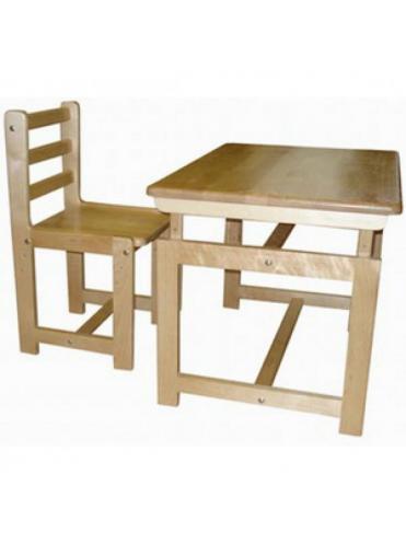 Набор детской мебели ФЕЯ Растем вместе