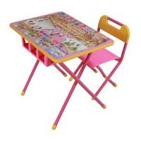 Набор детской мебели Деми-3 Парта (синий)