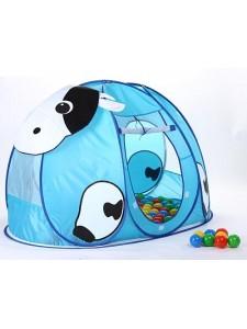 Игровой домик Корова + 100 шаров