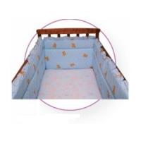 Бортик в детскую кроватку Мишка 10072