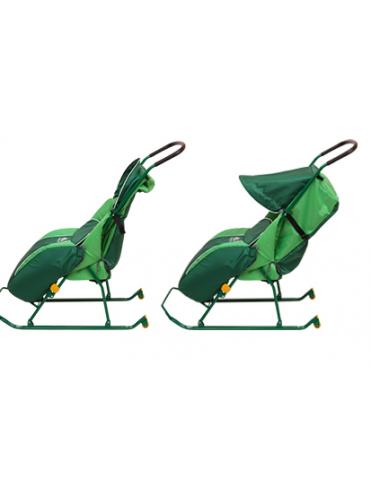 Санки-коляска Тимка 2 Комфорт