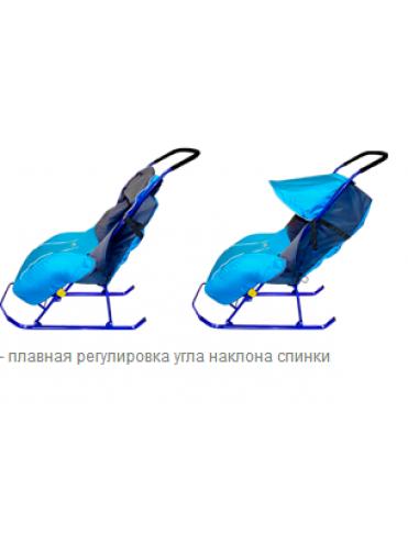 Санки коляска Тимка 2
