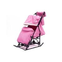 Санки-коляска Арктика М с выдвижными колесами
