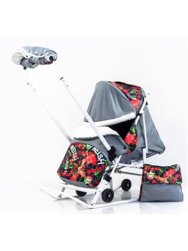 Санки-коляска ЭМИ