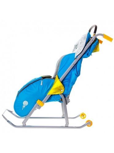 Санки коляска Ника Детям 5