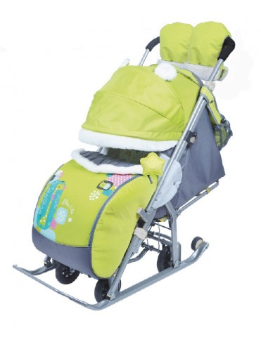 Санки коляска Ника Детям 7-2