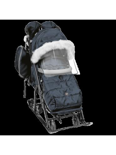 Санки-коляска Nika (Ника) Детям 7-5SK