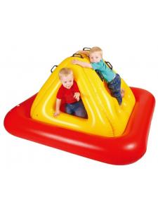 Сухой надувной бассейн-комплекс Скалолаз