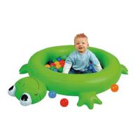 Сухой надувной бассейн Лягушонок + 50 шаров