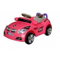 Электромобиль детский Shine Ring BMW 6 V от 1-4 лет