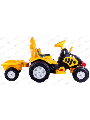 Электроквадрацикл детский ТРАКТОР 6038