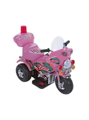 Электромотоцикл детский Буггати от 1,5-3 лет
