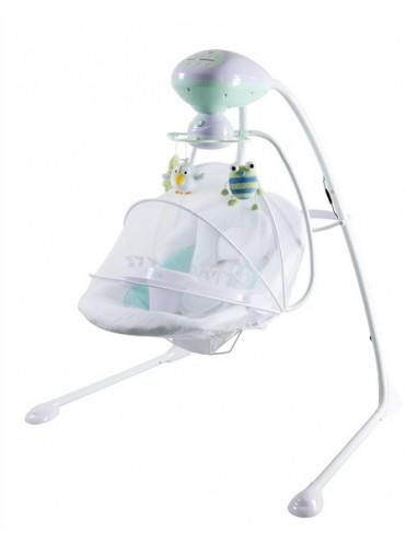 Электронные детские качели TY-806A Pituso
