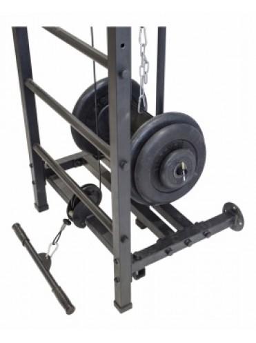 Силовой спортивный комплекс Крафт SystemLight + подарок мат гимнастический