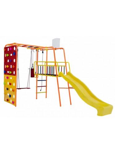 Детский спортивный комплекс Street 3 Smile уличный